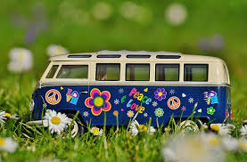 愛と平和 バス
