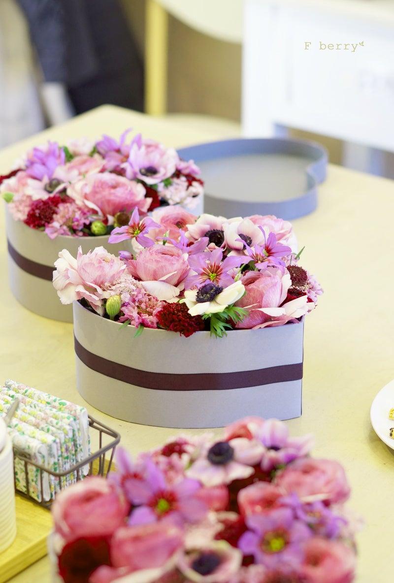 F berry Flower School