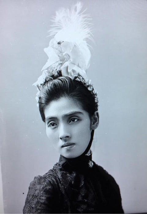 陸奥宗光夫人、亮子 | 日本の歴史と日本人のルーツ
