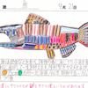 【たくみ大図鑑134】275 サクラマス、276 ヘラクレスオオカブトの画像