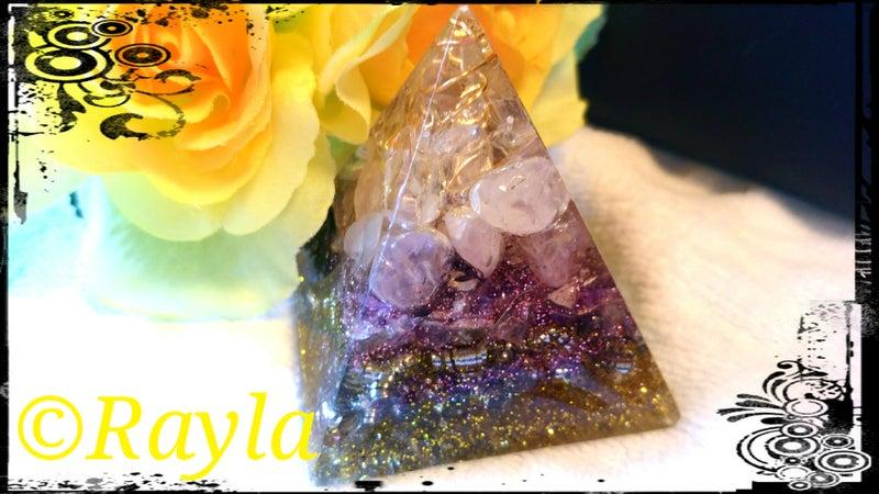 オルゴナイト ピラミッド