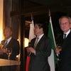 ドメニコ・ジョルジ駐日イタリア大使のフェアウェル・パーティの画像