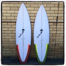 画像 ☆Haydn  Lewis Surfboards☆ の記事より 3つ目