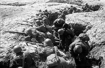 第一次世界大戦 塹壕による長期化 | 趣味での独語