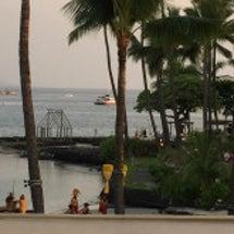 ハワイ島 カメハメハ…
