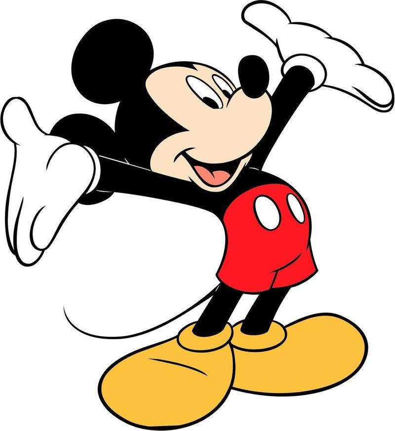 ミッキーマウス もおじいちゃん アラクシィのたらりんブログ