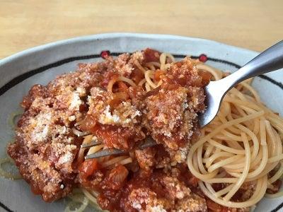基本 の トマト ソース ミートソース