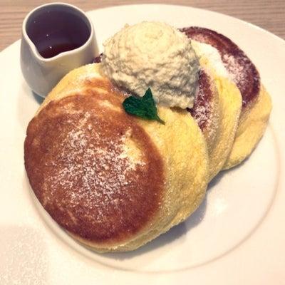 幸せのパンケーキの記事に添付されている画像