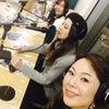 ラジオ収録♪の画像