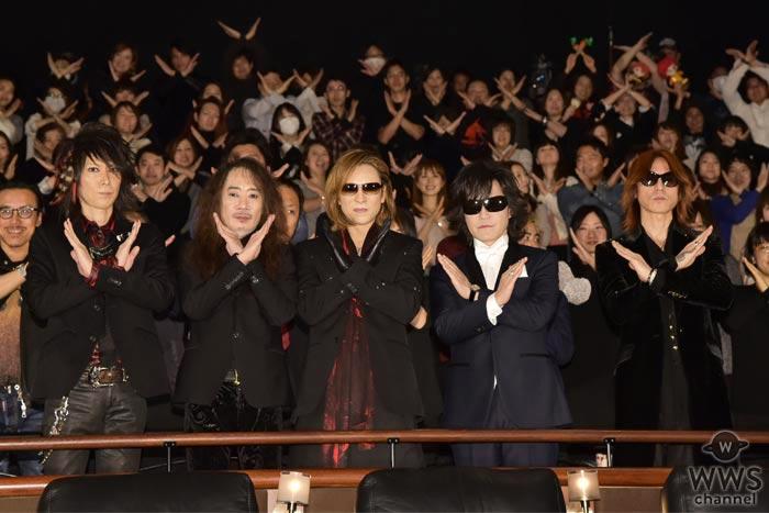 X JAPANの封印された歴史をハリウッドが制作したドキュメンタリー映画「WE ARE X」。  ドラマティックで壮大な、彼らのリアルストーリーを描いた本作のジャパンプレミア