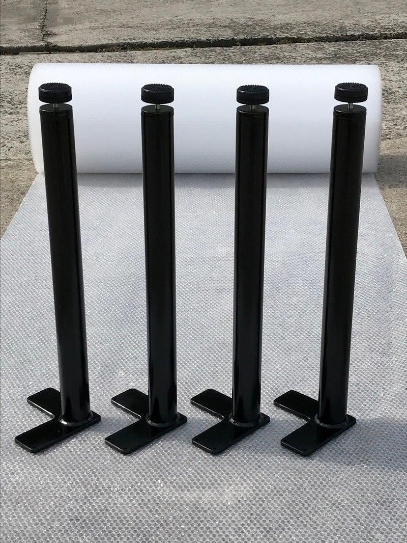 手作り・自作(日曜大工)DIYテーブルの足