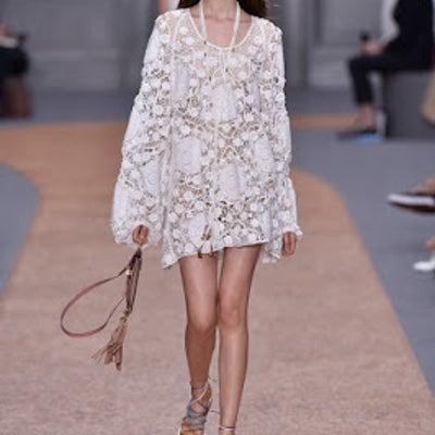 私に似合うファッションイメージ「ロマンティック・フェミニン・エレガント」ってどんの記事に添付されている画像