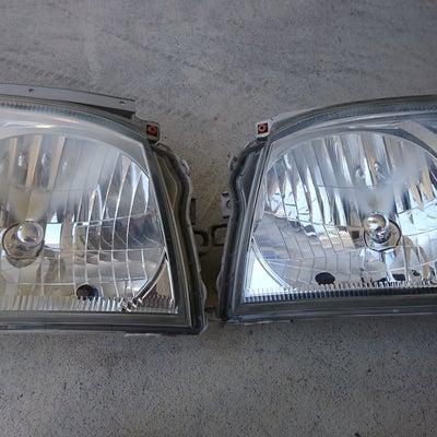 ハイエース ヘッドライト交換【2型】の記事に添付されている画像