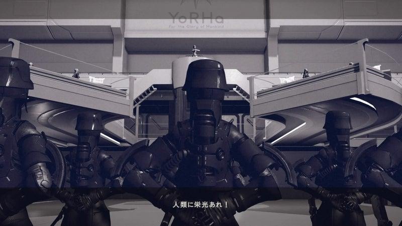 「ニーアオートマタ 3周目」の画像検索結果