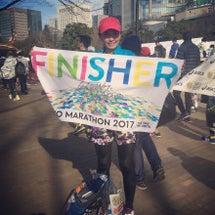 東京マラソン2017…