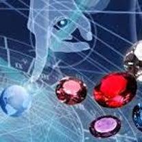 宝石療法の記事に添付されている画像