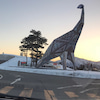 恐竜の時代だったら こんな学校もあり得たかなの画像