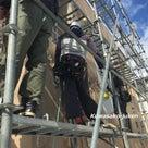 【冬場でも施工可能外壁リフォーム】 サイディング上貼り工事が始まりましたの記事より