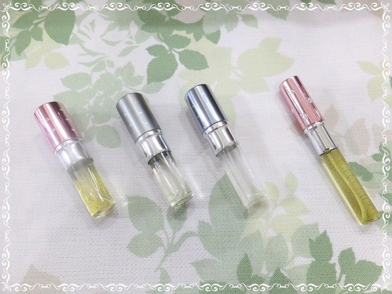 4種類の香水