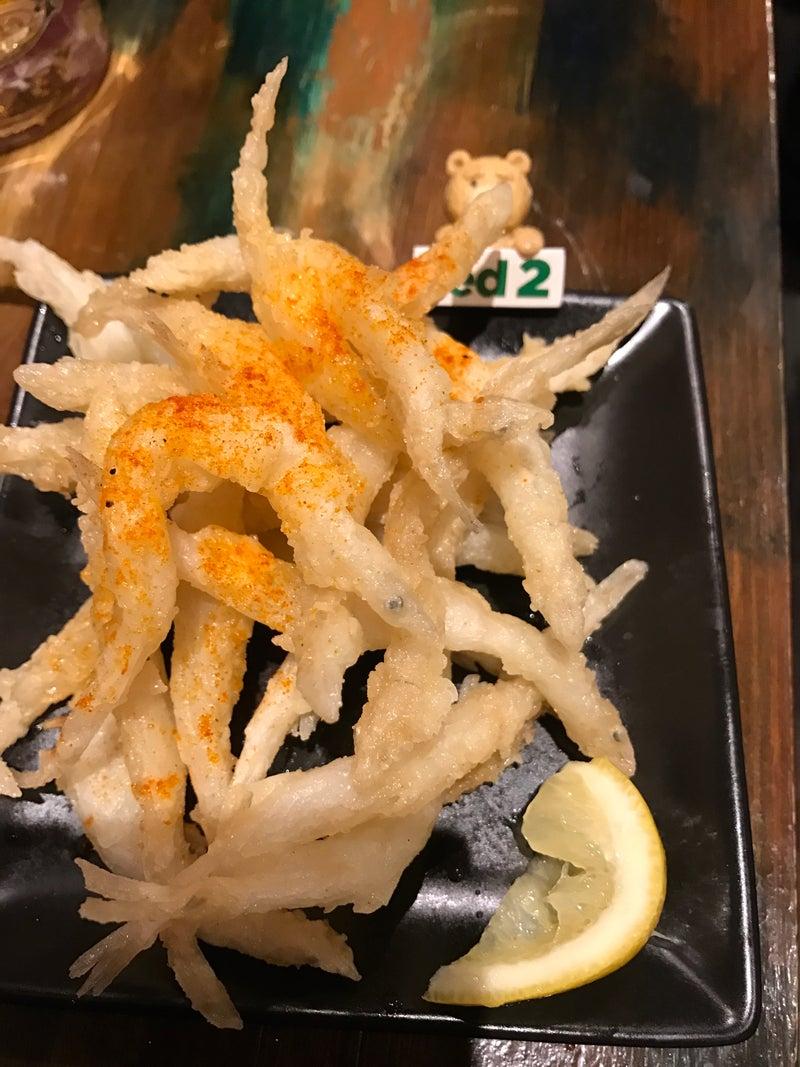 白魚のフリッター