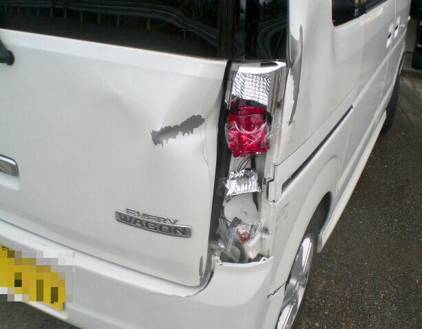 事故車 修理