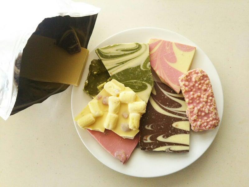新宿高野 フルーツチョコレート5入EA