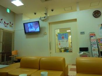 献血ステーション献血室