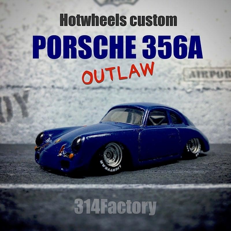 HotwheelsCustomPORSCHE356AOUTLAW