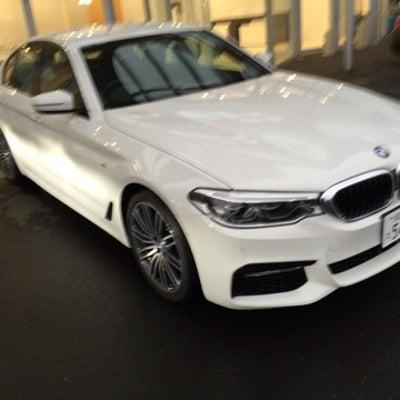 【BMW 新型523d 試乗】❶どっぷり惚れ込む 今度のM sportsは最高!の記事に添付されている画像