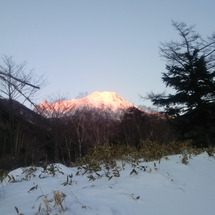 遠かった赤岳山頂!