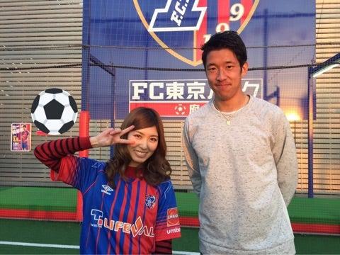 FC東京ホーム開幕戦 | 橘ゆりか...