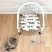 *豆椅子をリメイクしました。*の記事に添付されている画像