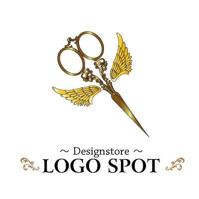 開業看板ロゴ,ロゴマーク作成,サロンロゴデザイン