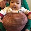 スリングレッスン《カンガルー抱き 》をしてみよう⭐️赤ちゃんのお首がすわられたら⭐️の画像