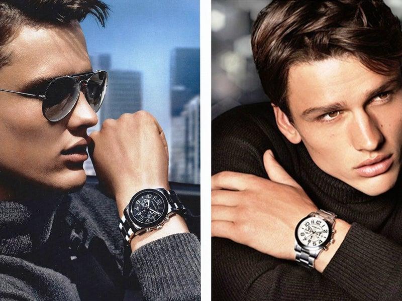 26ef0131b25b マイケルコース メンズ の 時計をつけている男性は変?? | Michael Kors ...
