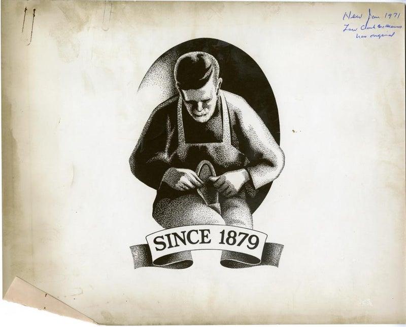 Nettleton 職人ロゴ