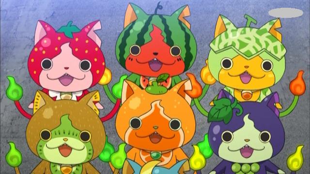 アニメ妖怪ウォッチ第161話にニャン系妖怪大集合で垂涎もの ピグ中毒