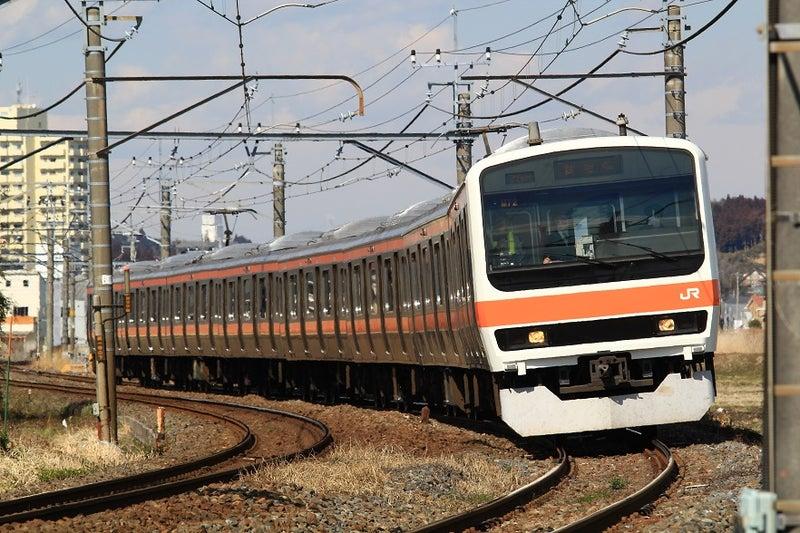 910) 武蔵野線色のケヨM72編成 外房線内で試運転 (その3 永田・本納・一ノ宮)