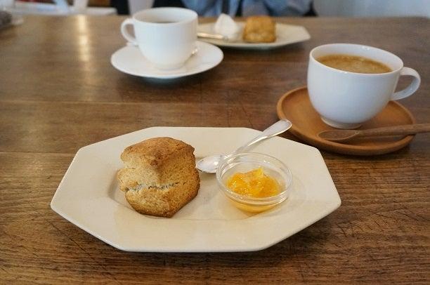 立石 cafe noix(カフェ ノワ) スコーン