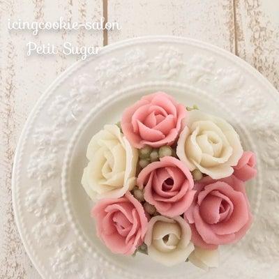 【募集】薔薇のあんフラワーレッスン♪詳細の記事に添付されている画像