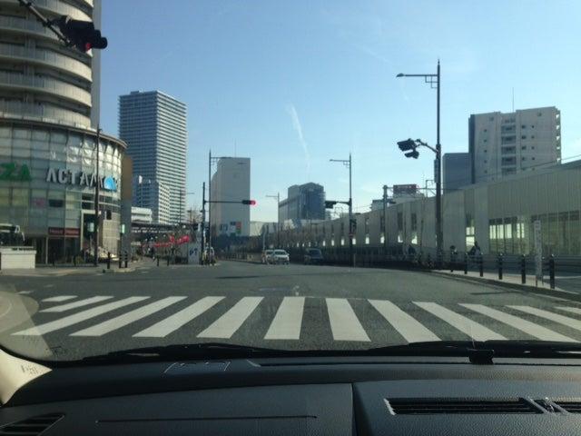 高槻アルプラザ前 北大阪ペーパードライバー