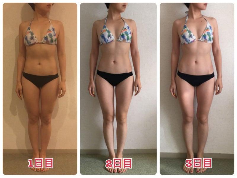 痩せる キロ 何 5 断食 日間