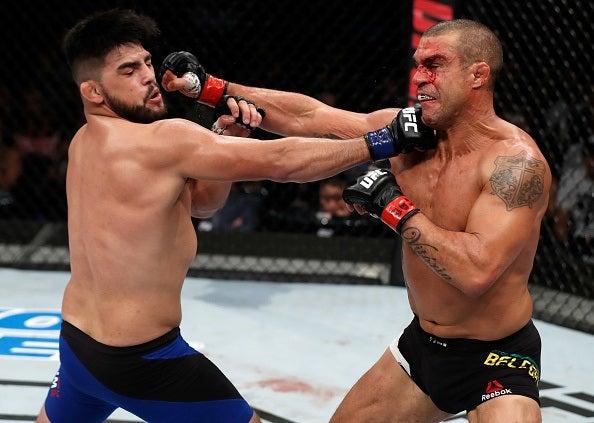 UFC Fight Night 106 Belfort VS...