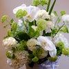 花束とアレンジメントは、どちらが長持ち(・・?の画像