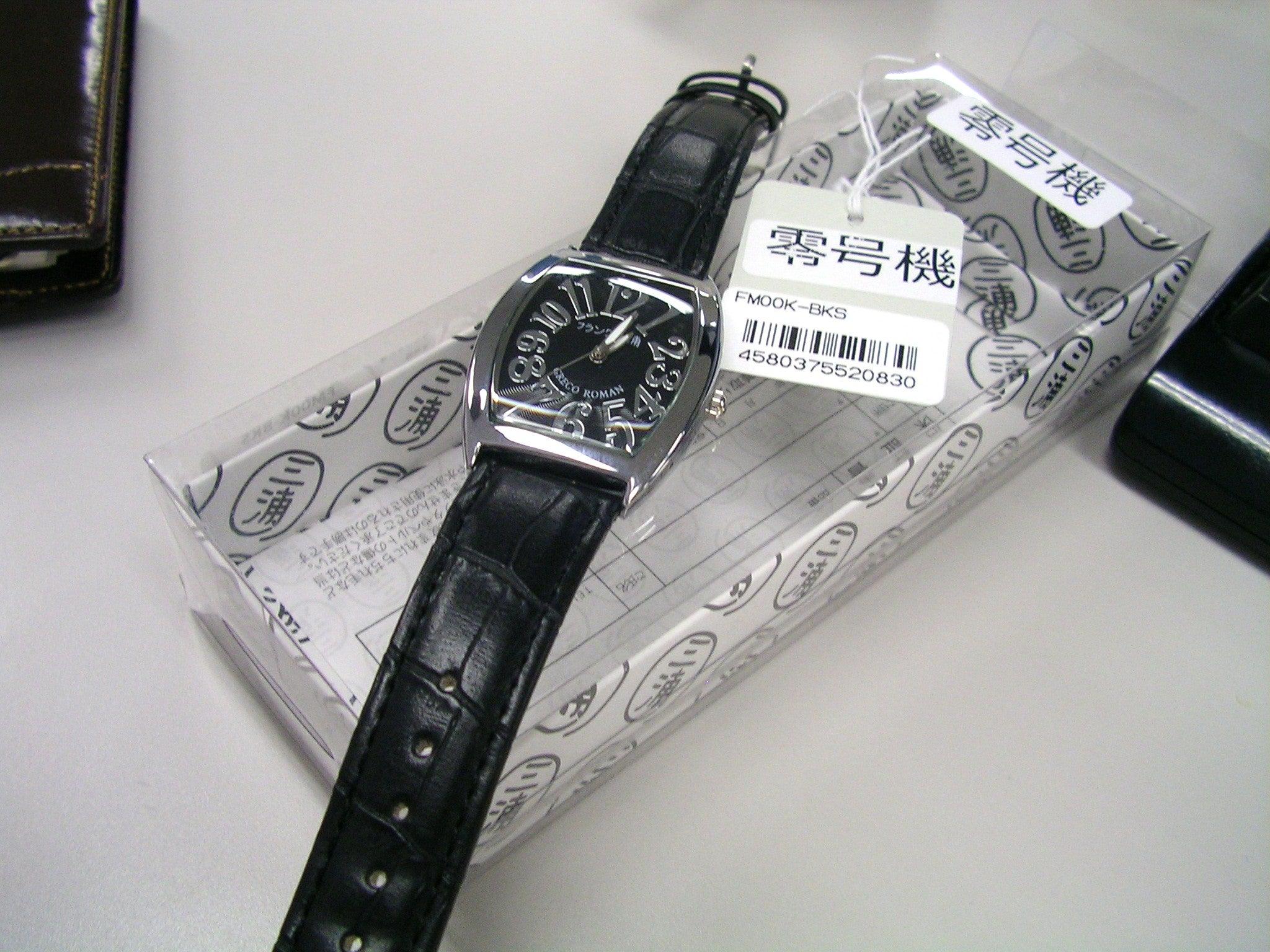 珍人気腕時計フランク三浦が   -