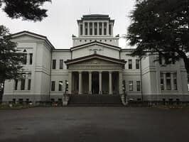 大倉山記念館の外観