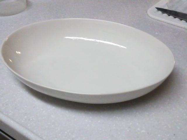 無印のお皿
