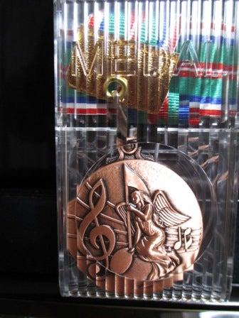 2017年メダル5回賞・表