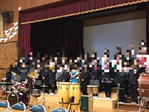 門真市立上野口小学校卒業式 | ...