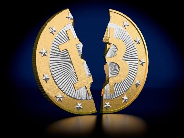「ビットコイン 分裂」の画像検索結果